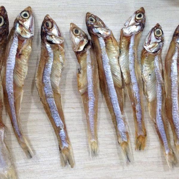 Bolingei Kollathuru Dry Fish/Karuvadu Non-Salted - 250gm