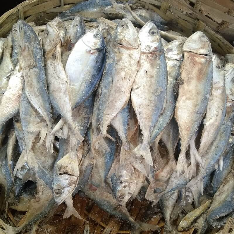 Ayala Karuvadu/Dry Fish (Salted)