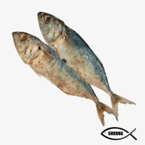 Kadali Manja Sukhua Bangda/Mackerel Salted Dry Fish-400gm