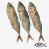 Dried Mackerel Fish - Salted - 800g